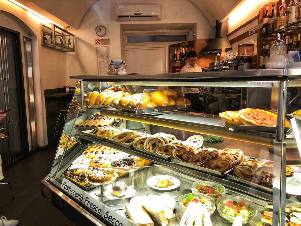 colazione a roma Checco er Carrettiere